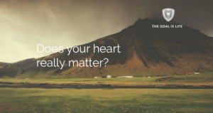Does your heart really matter?
