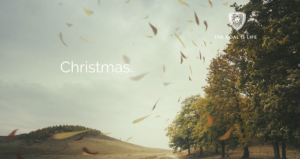 The invitation of Christmas